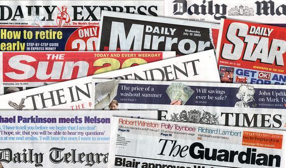 newspaper-montage